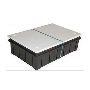 Caja registro empotrar 160x100x50 c/tornillo