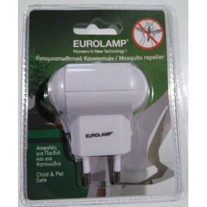 REPELENTE DE MOSQUITOS ELECTRICO EUROLAMP 230V 0,5W